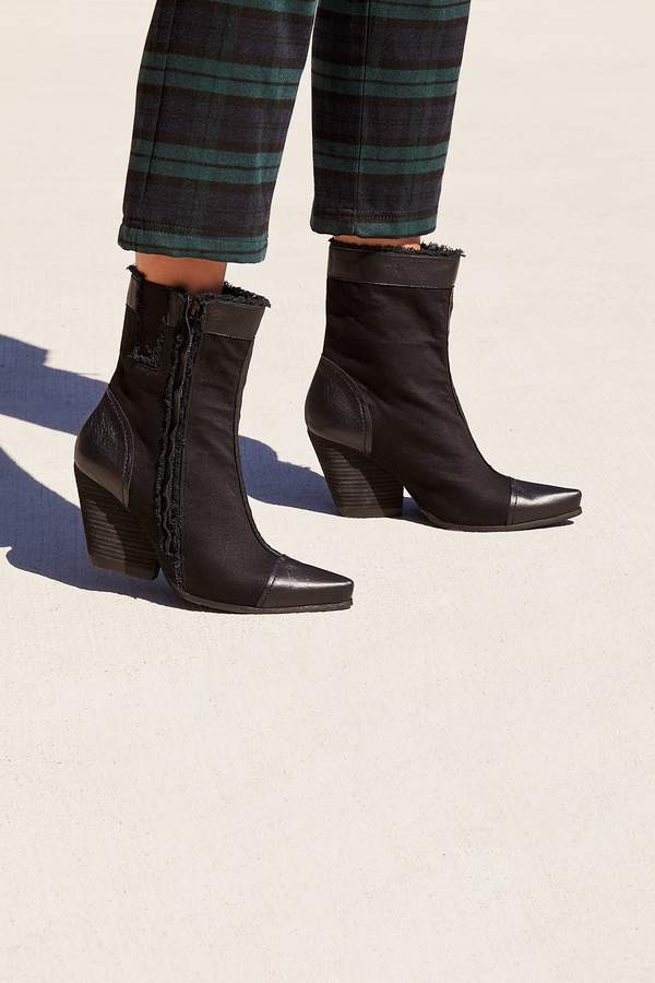 Jeffrey Campbell Deconstructed Western Boot