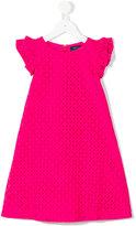 Ralph Lauren broderie dress - kids - Cotton - 4 yrs