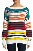 Rosie Assoulin Multicolored Cotton Sweater