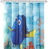 Disney Finding Dory Lagoon Shower Curtain