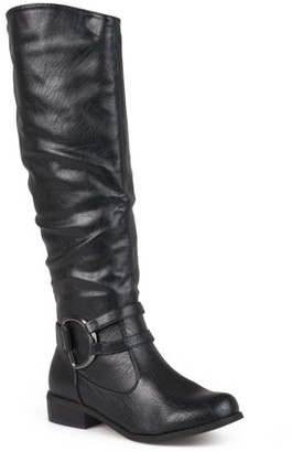 Brinley Co. Women's Ring Accent Tall Boots