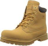 Fila Men's Edgewater 12 Hiking Boot,Wheat/Gum
