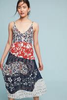 Maeve Isa Maxi Slip Dress