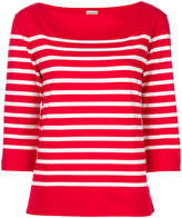 By Malene Birger striped sweatshirt