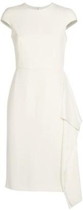 Max Mara Nerine Ruffle Dress