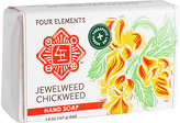 Smallflower Jewelweed Chickweed Soap by Four Elements (3.8oz Soap Bar)