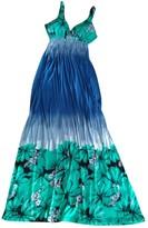 Ungaro Blue Viscose Dresses