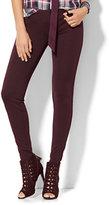 New York & Co. Soho Jeans - Five-Pocket Legging - Ponte