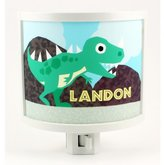 Common Rebels Dino Personalized Night Light