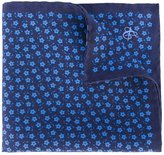 Canali floral pattern pocket square