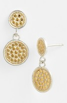 Anna Beck Women's Gili Double Disc Earrings