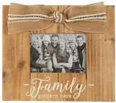 Mud Pie Family Gathers Frame