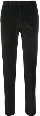 Paul Smith Fitted Corduroy Trousers