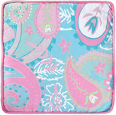 My Baby Sam Pixie Baby In Aqua Throw Pillow