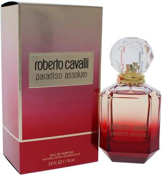 Roberto Cavalli Women's Paradiso Assoluto 2.5Oz Eau De Parfum