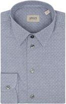 Armani Collezioni Men`s Woven Shirt