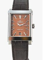 Eterna 1935 Matic Grande Men's Leather Strap Swiss Automatic Watch 8492.41.21.1162D