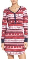 Nordstrom Women's Sleepyhead Thermal Nightshirt