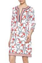 Gretchen Scott Anchors Away Dress