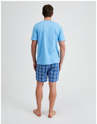 Reserve T-Shirt & Poplin Short Set