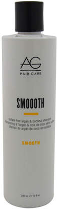AG Hair 10Oz Smoooth Sulfate-Free Argan And Coconut Shampoo