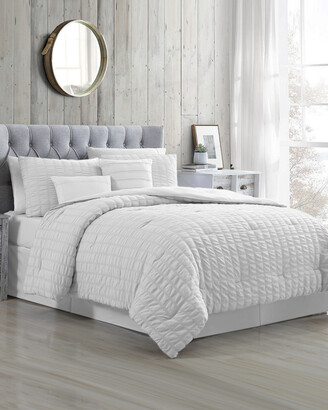 Modern Threads 5Pc Seersucker Comforter Set