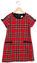 Florence Eiseman Girls' A-Line Plaid Dress