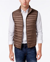 Michael Kors Men's Quilted Down Puffer Vest