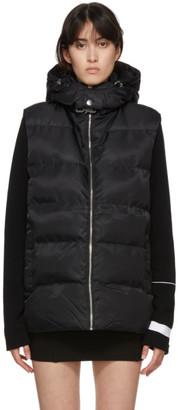 Alyx Black Puffer Vest