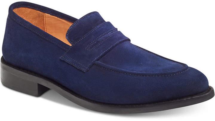 Carlos by Carlos Santana Men Navarro Penny Suede Loafers Men Shoes