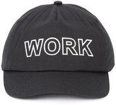 Andrea Crews Work cap - men - Cotton - One Size