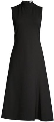 BOSS Devika Sleeveless A-Line Dress
