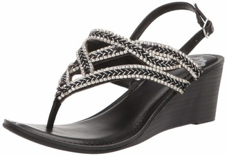 Fergie Fergalicious Women's CRUSH2 Wedge Sandal