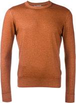 Cruciani knitted sweater - men - Silk/Cashmere - 52