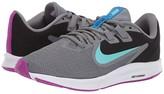 Nike Downshifter 9 (Cool Grey/Light Aqua/Black/Vivid Purple) Women's Running Shoes