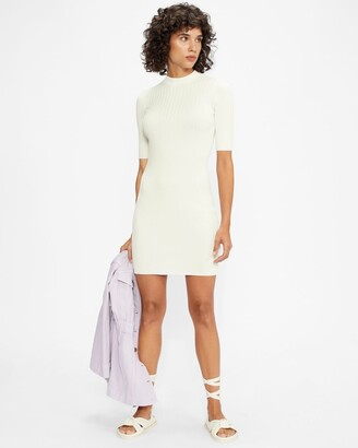 Ted Baker Bodycon Stitch Detail Dress