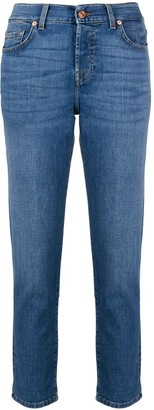 7 For All Mankind Asher left hand grove jeans