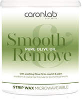 Caron Caronlab Smooth And Remove Pure Olive Oil Strip Wax Microwaveable 800g