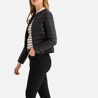 La Redoute Collections Padded Down Jacket with Pockets