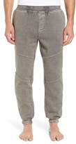 Men's Ugg 'Bradi' Washed Stretch Cotton Lounge Pants