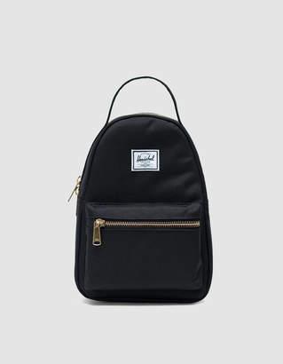 Herschel Nova Mini Backpack in Black