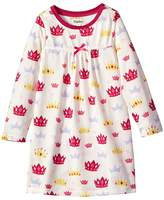 Hatley Princess Crowns Night Dress (Toddler/Little Kids/Big Kids)