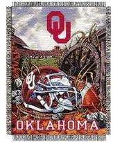 NCAA Oklahoma Sooners Home Field Advantage College Throw
