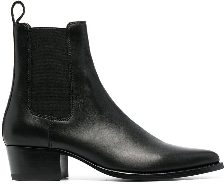 Amiri Elasticated Side-Panel Boots