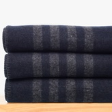 James Perse Cashmere Woven Baja Blanket