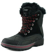 Pajar Adrian Round Toe Canvas Snow Boot.