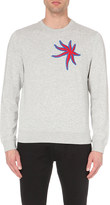 Marc By Marc Jacobs Palm-embroidered Sweatshirt - For Men