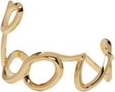 Chloé Gold 'Love' Cuff