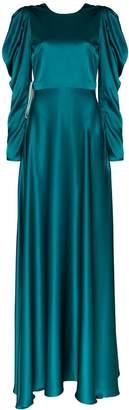 Roksanda Tala silk maxi dress