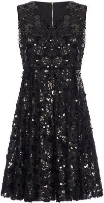 Yumi Sequin Party Dress